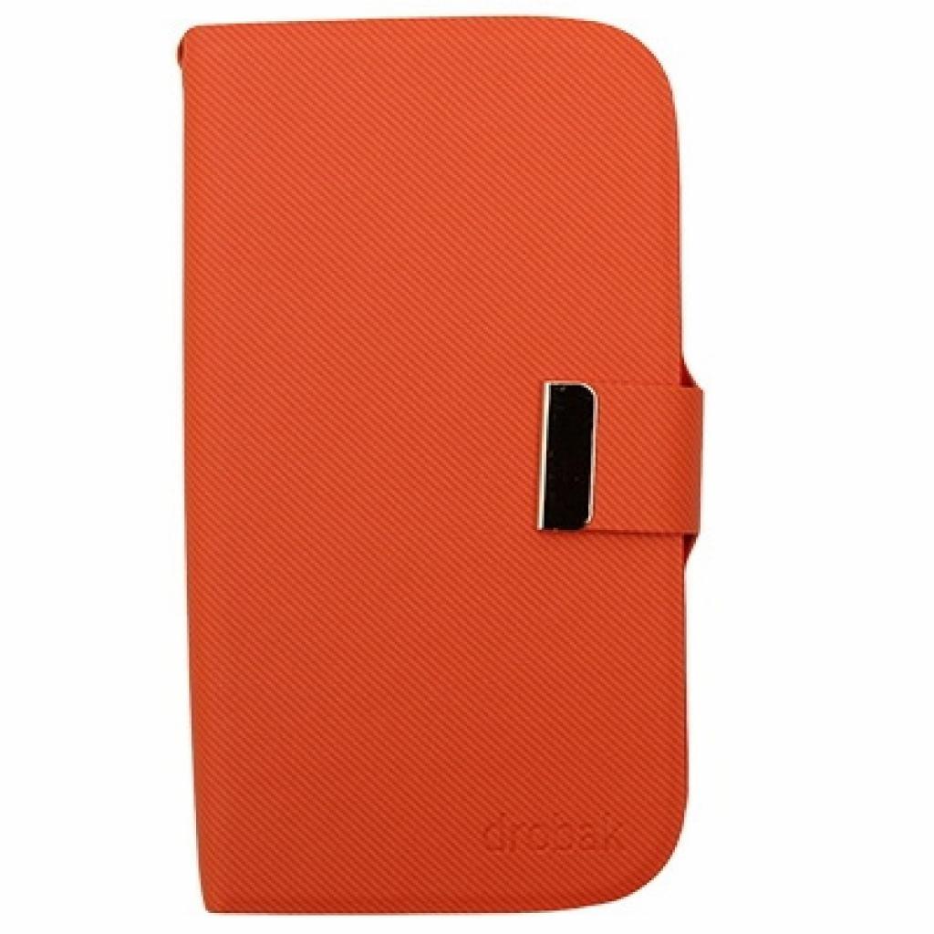 Чехол для моб. телефона Drobak для Samsung I9082 Galaxy Grand Duos /Especial Style/Orange (216019)