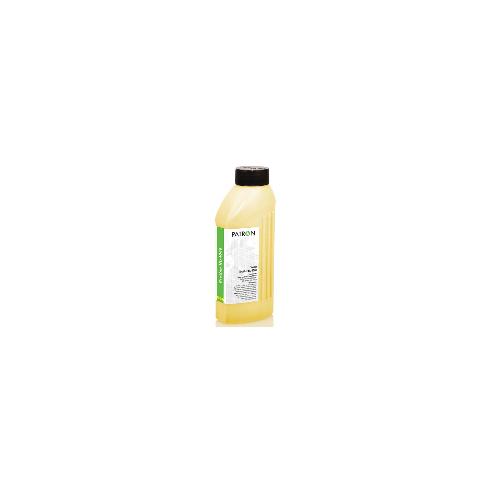 Тонер PATRON Brother HL-4040 YELLOW 120г (T-PN-BHL4040-Y-120)