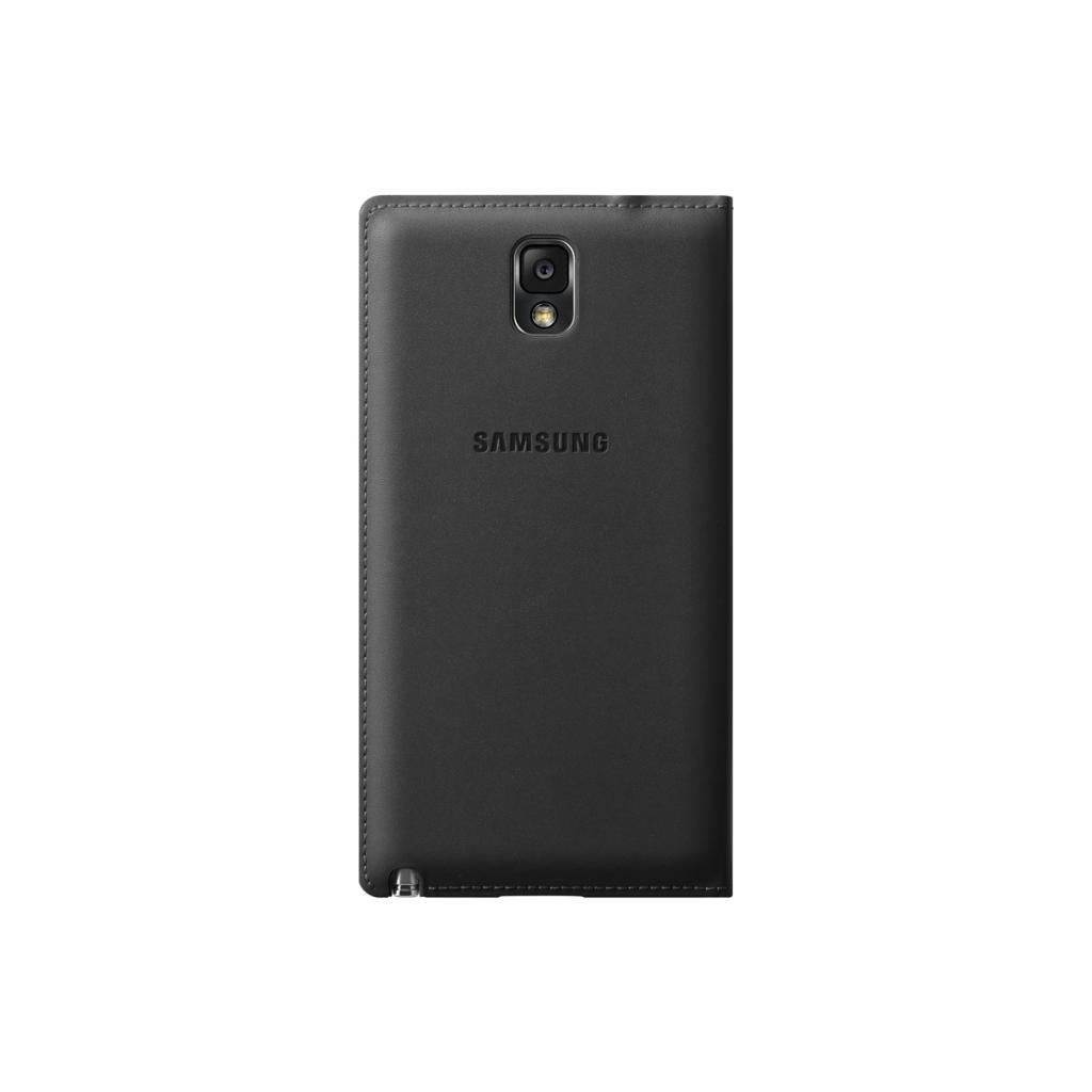 Чехол для моб. телефона Samsung N9000 Galaxy Note 3/Black/Flip Wallet (EF-WN900BBEGRU) изображение 5