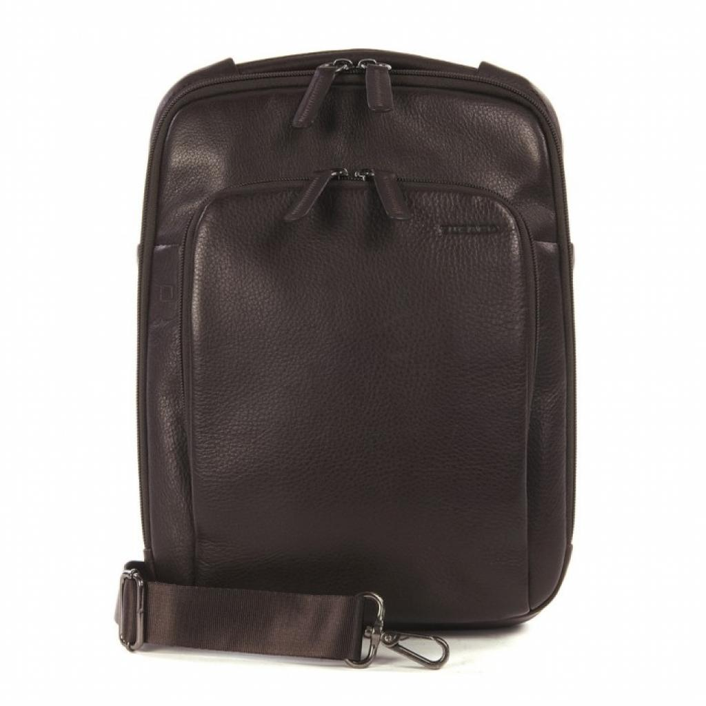 "Сумка для ноутбука Tucano 10"" One Premium shoulder bag/Brown (BOPXS-M)"