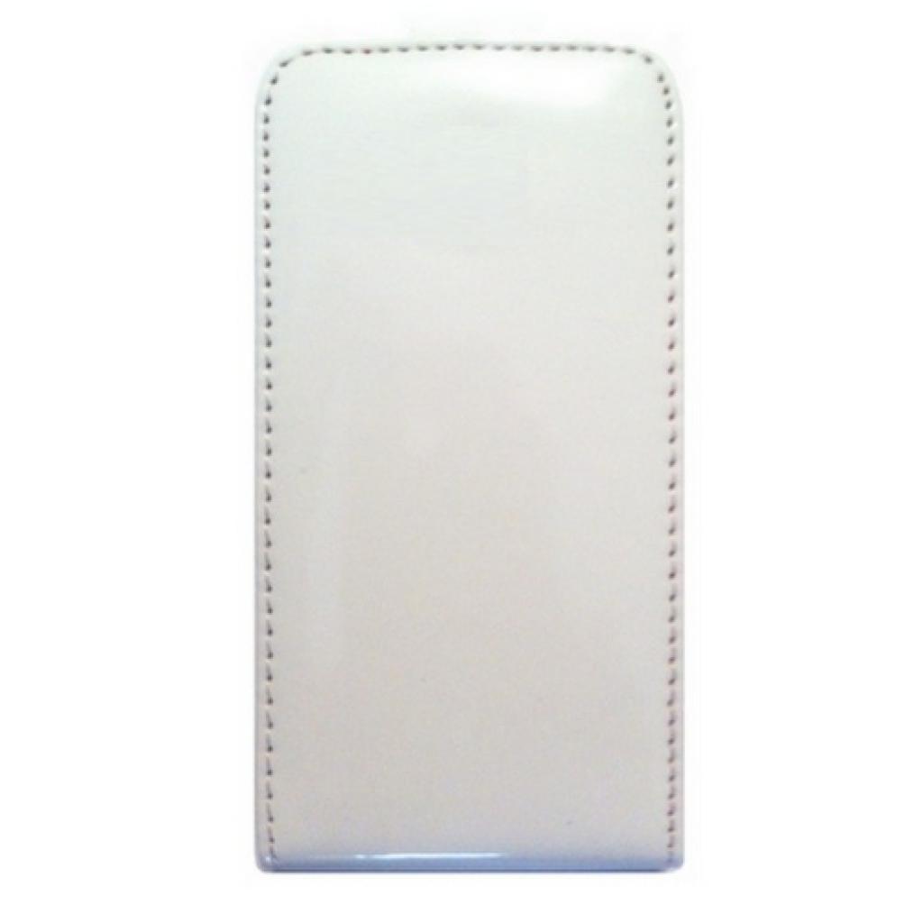 Чехол для моб. телефона KeepUp для Samsung S7272 Galaxy Ace III Duos White/FLIP (00-00010006)