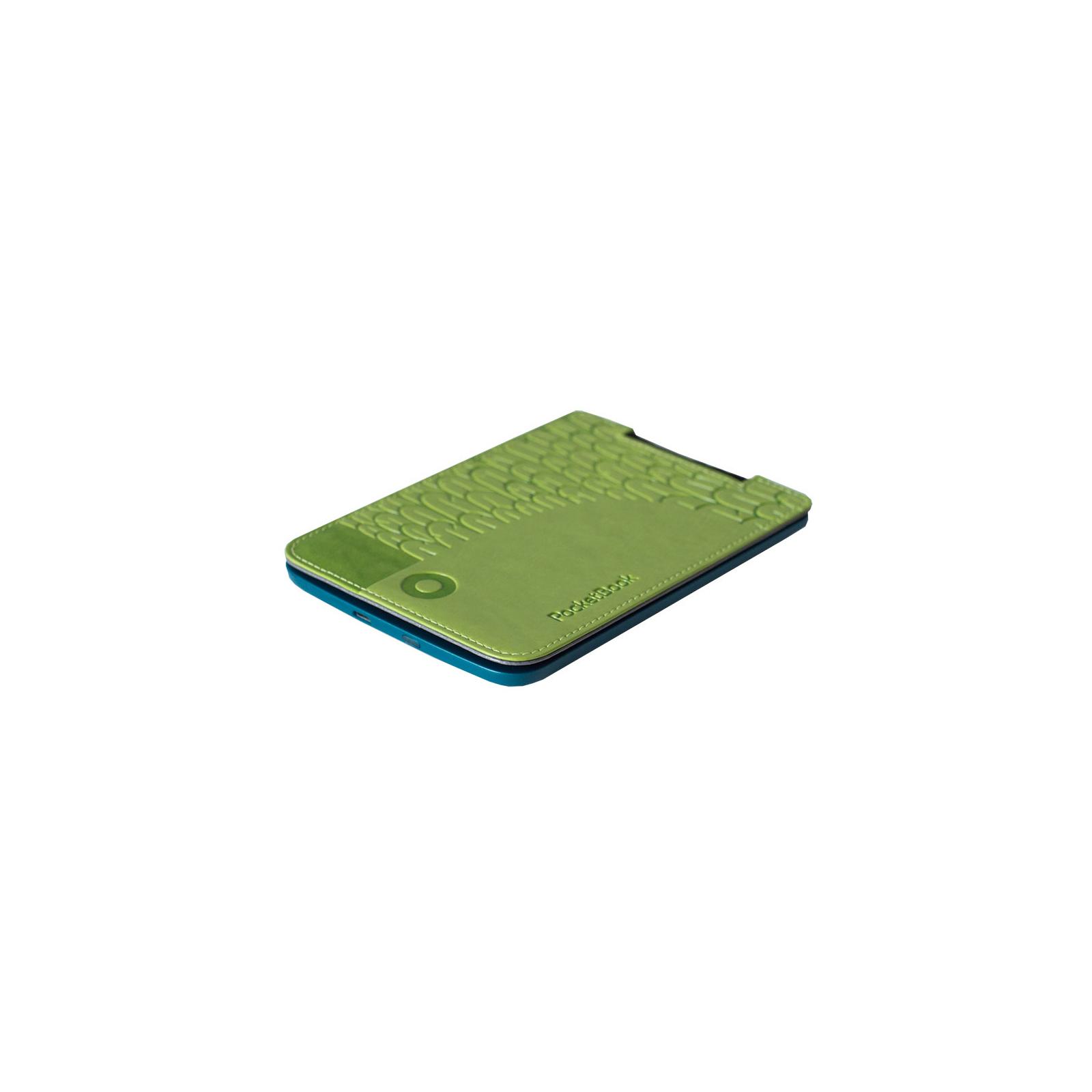 Чехол для электронной книги PocketBook PB515 Mini Bird green/black (PBPUC-5-GRBC-BD) изображение 2