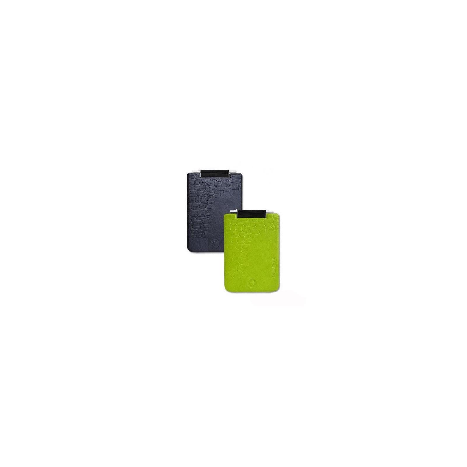 Чехол для электронной книги PocketBook PB515 Mini Bird green/black (PBPUC-5-GRBC-BD) изображение 3