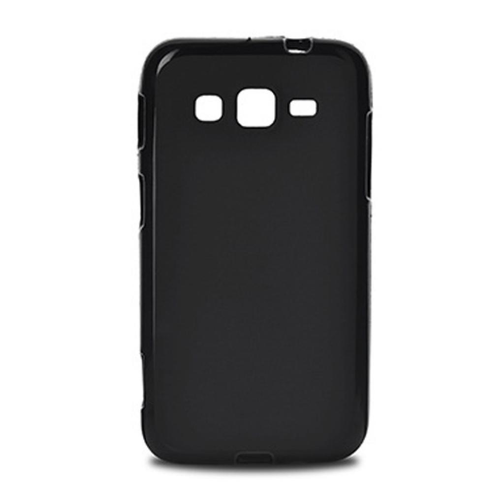 Чехол для моб. телефона Drobak для Samsung Galaxy Core Advance I8580(Black)Elastic PU (216063)