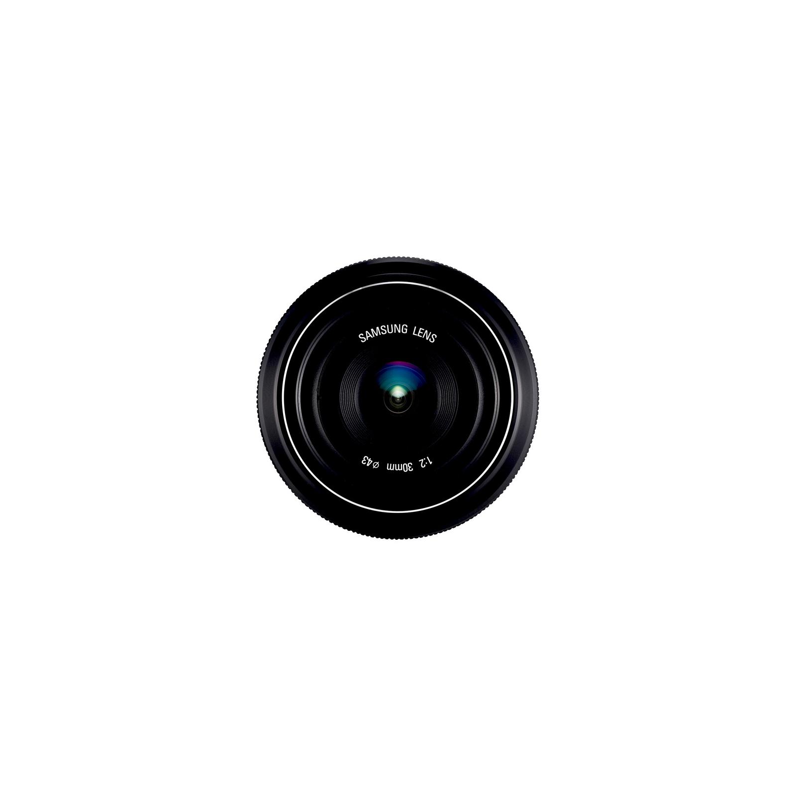 Объектив Samsung EX-S30NB 30mm F2 (EX-S30NB) изображение 4