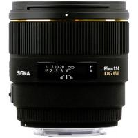 Объектив Sigma 85/1,4 EX DG HSM Nikon (320955)
