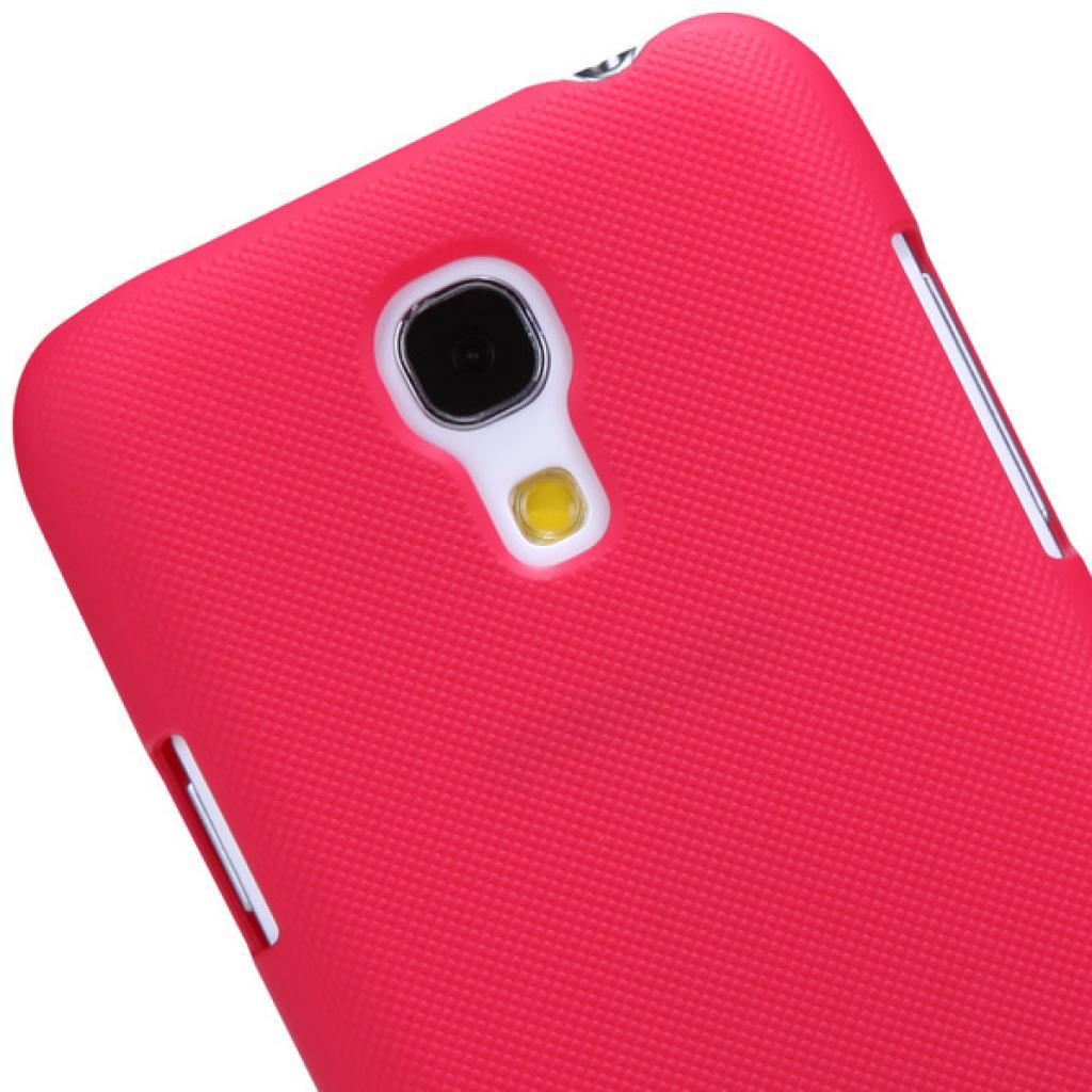 Чехол для моб. телефона NILLKIN для Samsung I9190 /Super Frosted Shield/Red (6077022) изображение 4