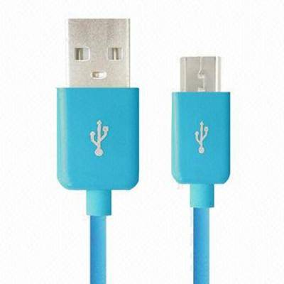 Дата кабель GLOBAL Micro USB (blue) (1283126456572)