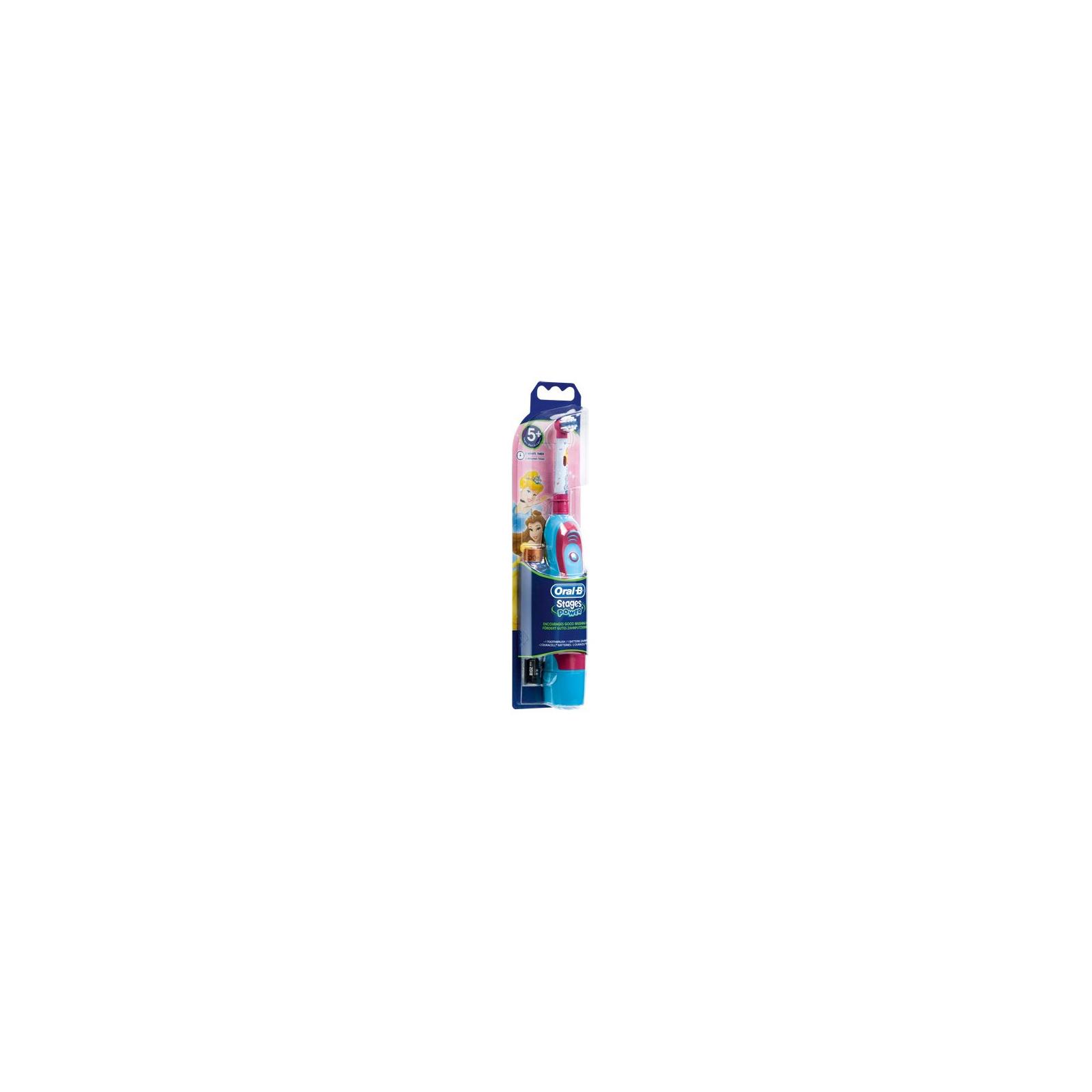 Электрическая зубная щетка BRAUN DB4 kids princes (81420783)