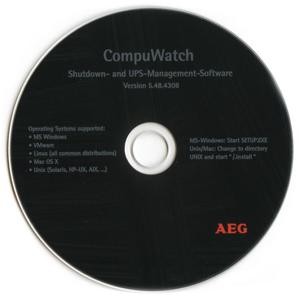 Источник бесперебойного питания AEG Protect Home 600 (6000011844) изображение 3