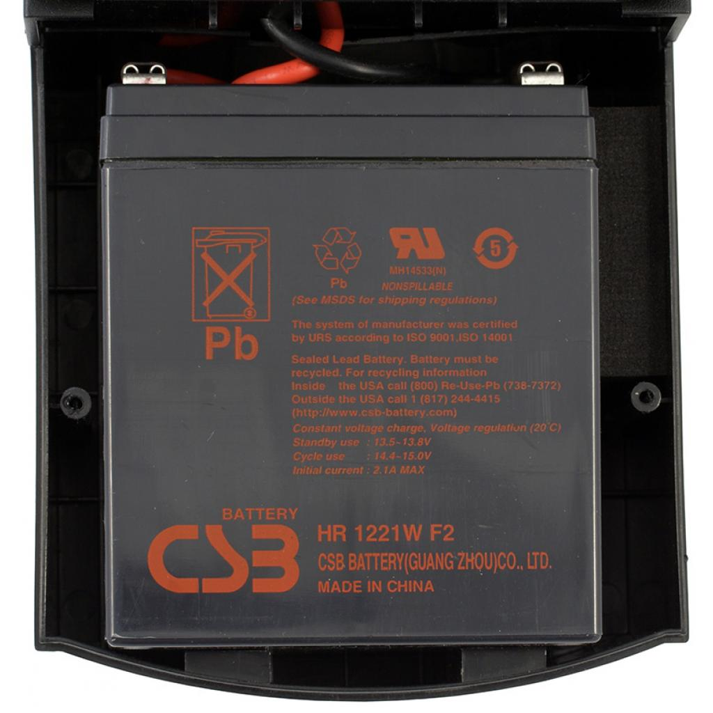 Источник бесперебойного питания AEG Protect Home 600 (6000011844) изображение 4