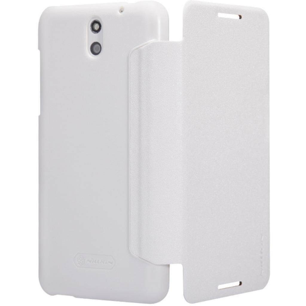 Чехол для моб. телефона NILLKIN для HTC Desire 0 /Spark/ Leather/White (6154751) изображение 2