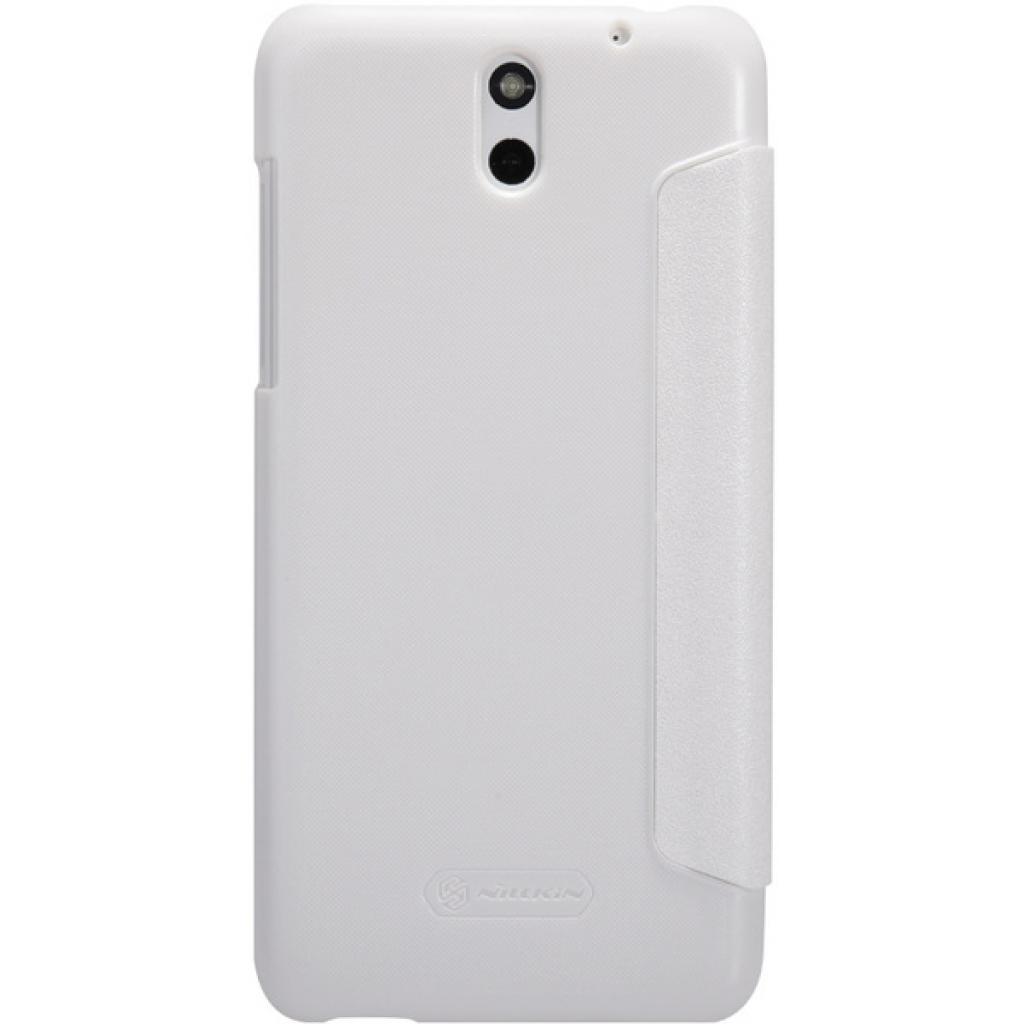 Чехол для моб. телефона NILLKIN для HTC Desire 0 /Spark/ Leather/White (6154751) изображение 3