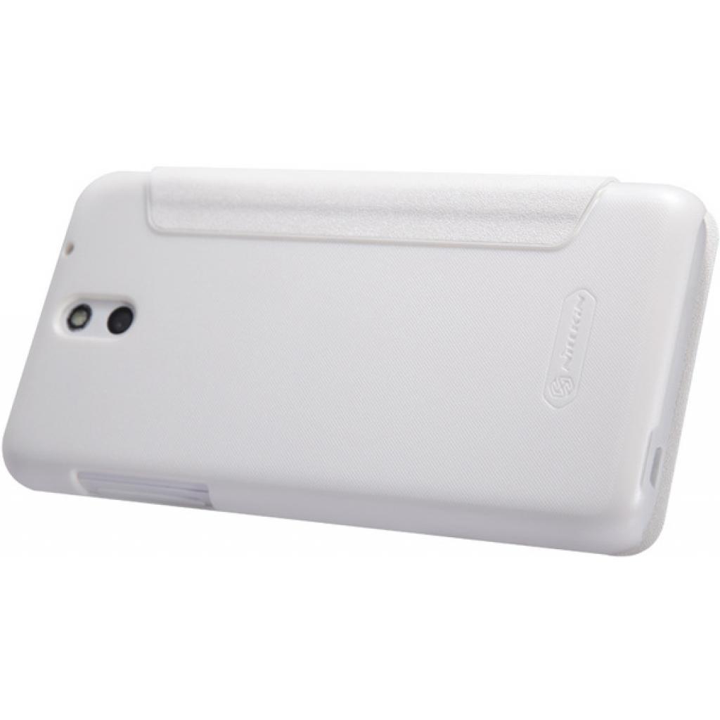 Чехол для моб. телефона NILLKIN для HTC Desire 0 /Spark/ Leather/White (6154751) изображение 4