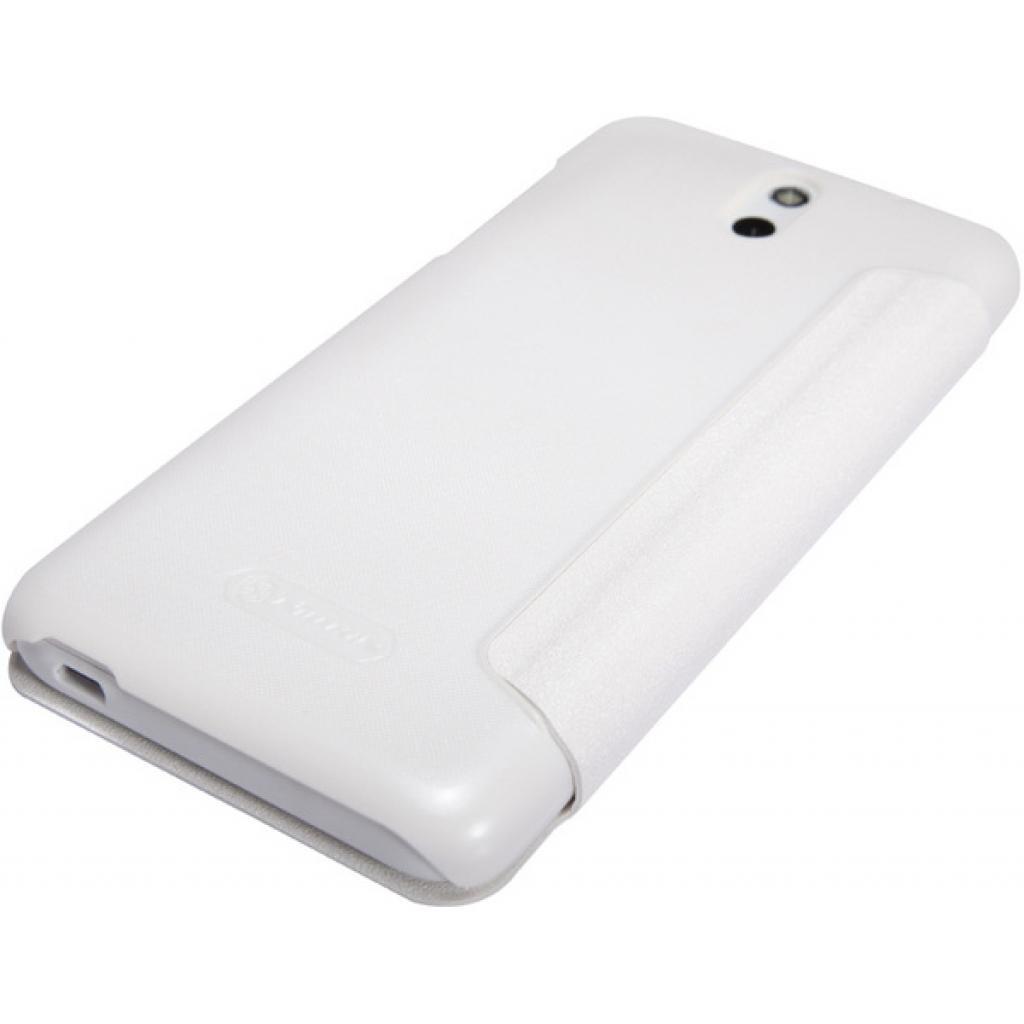 Чехол для моб. телефона NILLKIN для HTC Desire 0 /Spark/ Leather/White (6154751) изображение 5
