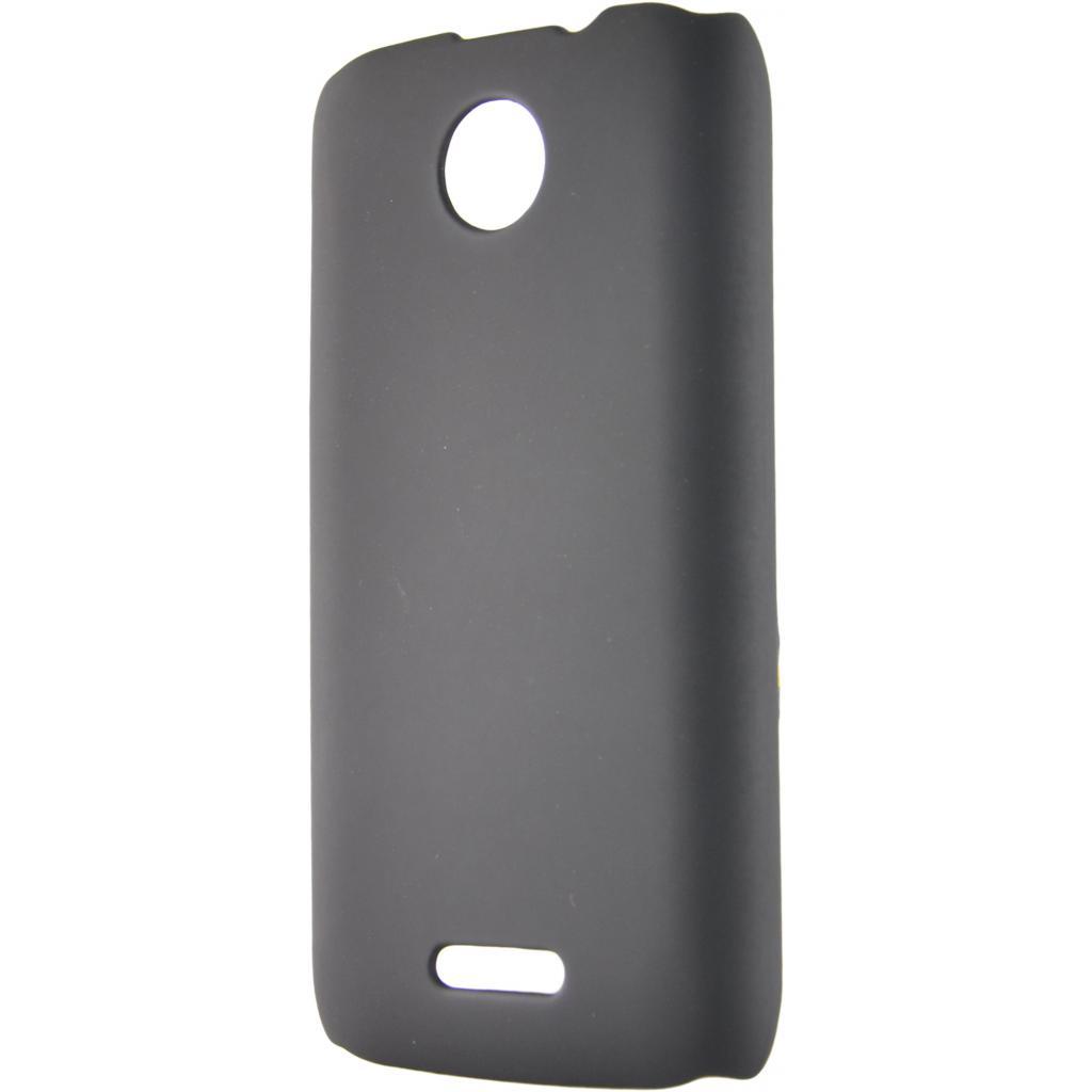 Чехол для моб. телефона Pro-case Lenovo A376 black (PCPCLenA376Bl) изображение 2