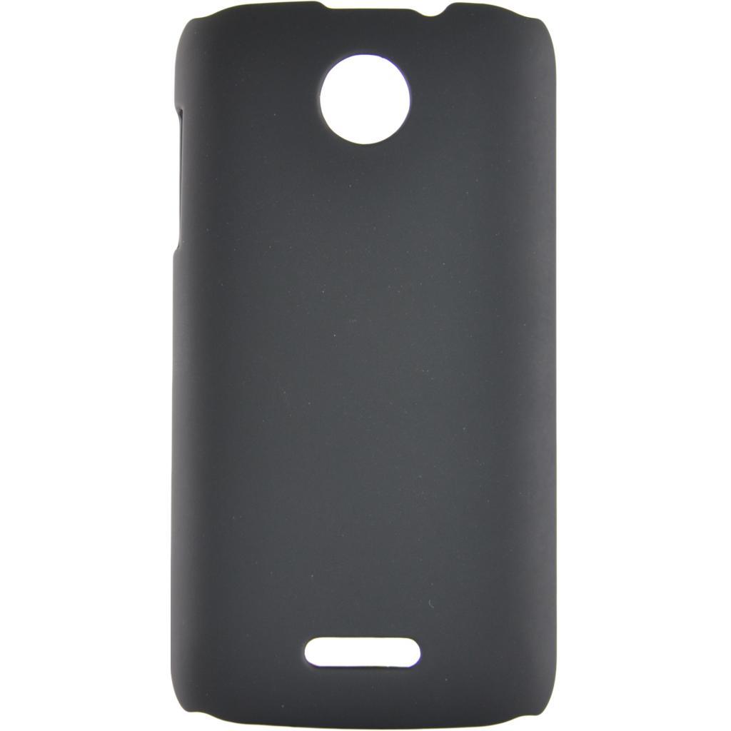 Чехол для моб. телефона Pro-case Lenovo A376 black (PCPCLenA376Bl)