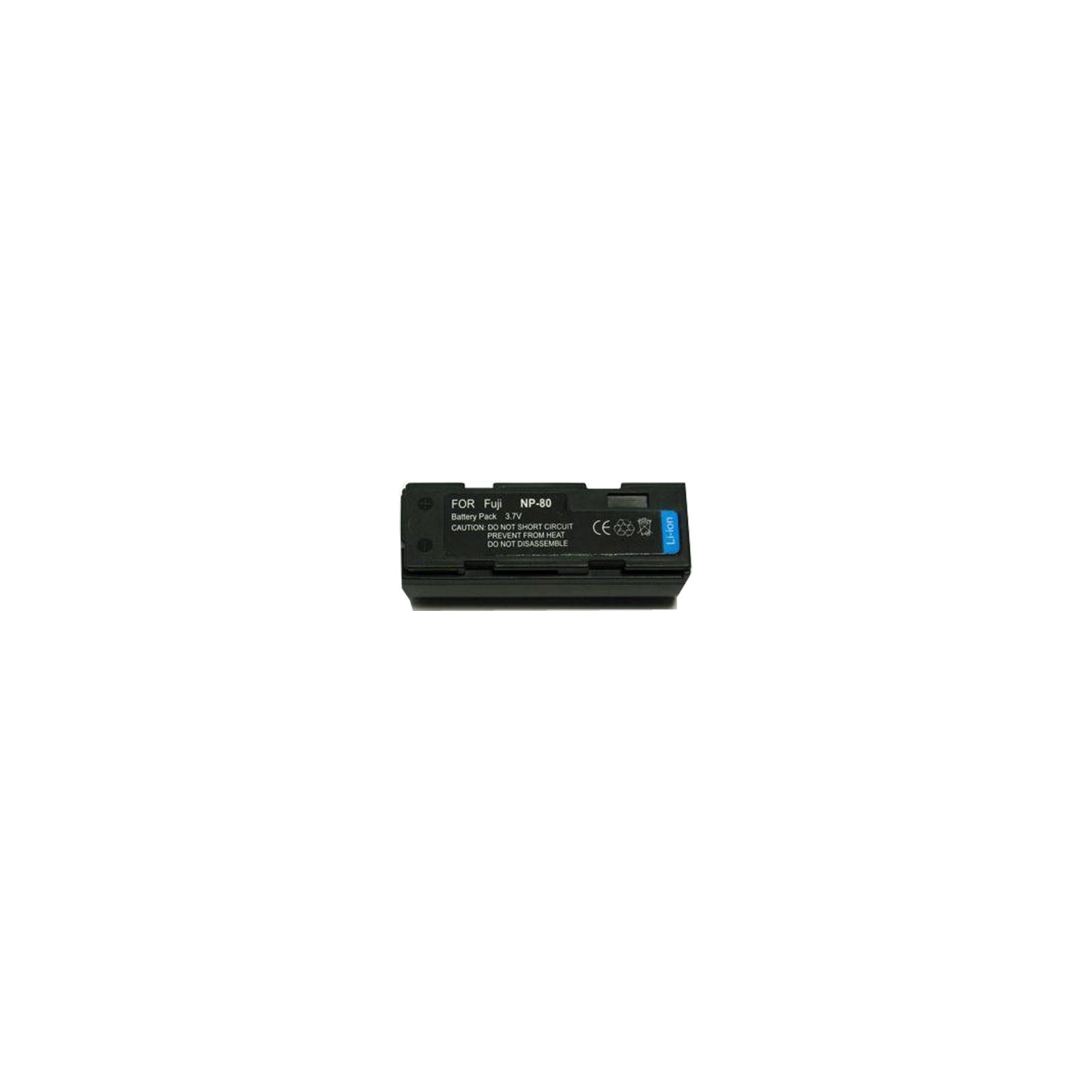 Аккумулятор к фото/видео PowerPlant Fuji NP-80 (DV00DV1048)