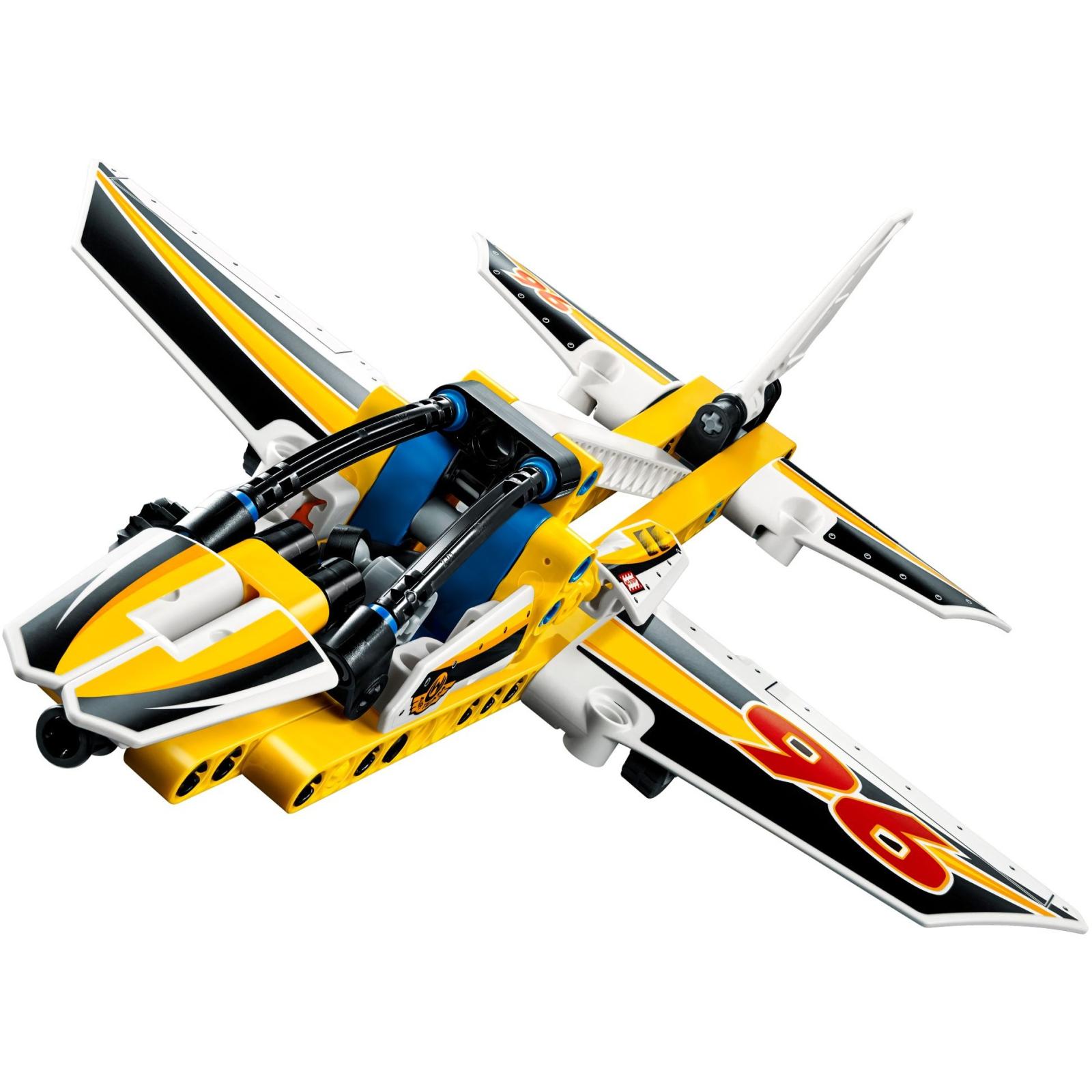 Конструктор LEGO Technic Самолёт пилотажной группы (42044) изображение 3