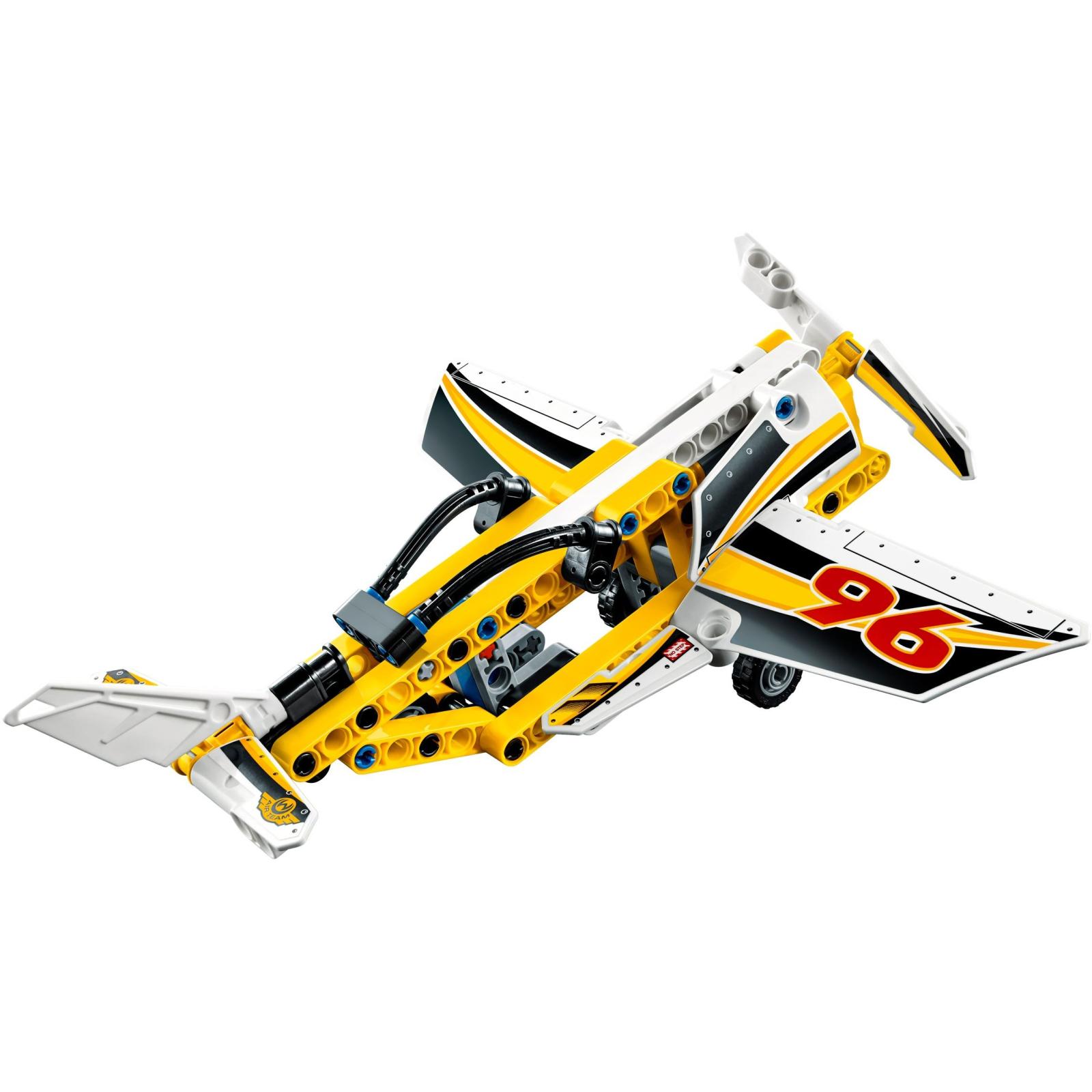 Конструктор LEGO Technic Самолёт пилотажной группы (42044) изображение 4