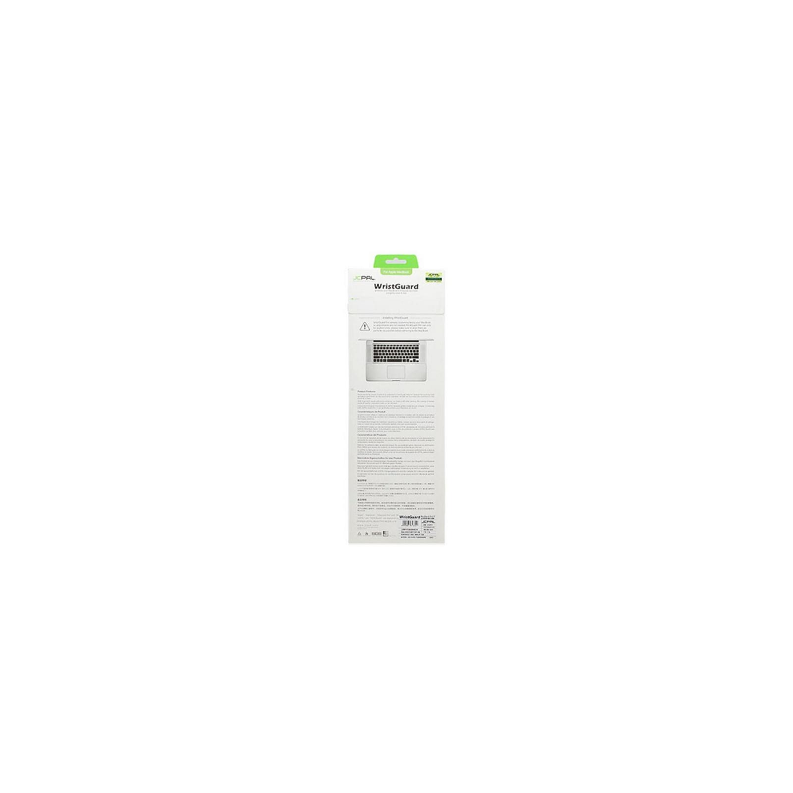 Пленка защитная JCPAL WristGuard Palm Guard для MacBook Pro 13 (JCP2014) изображение 2