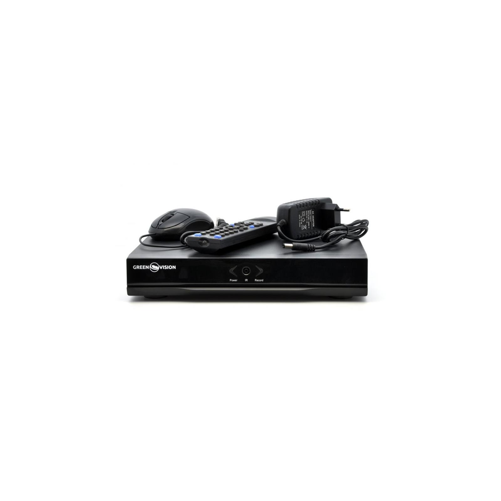 Регистратор для видеонаблюдения GreenVision AHD GV-A-S 031/08 (4236) изображение 5