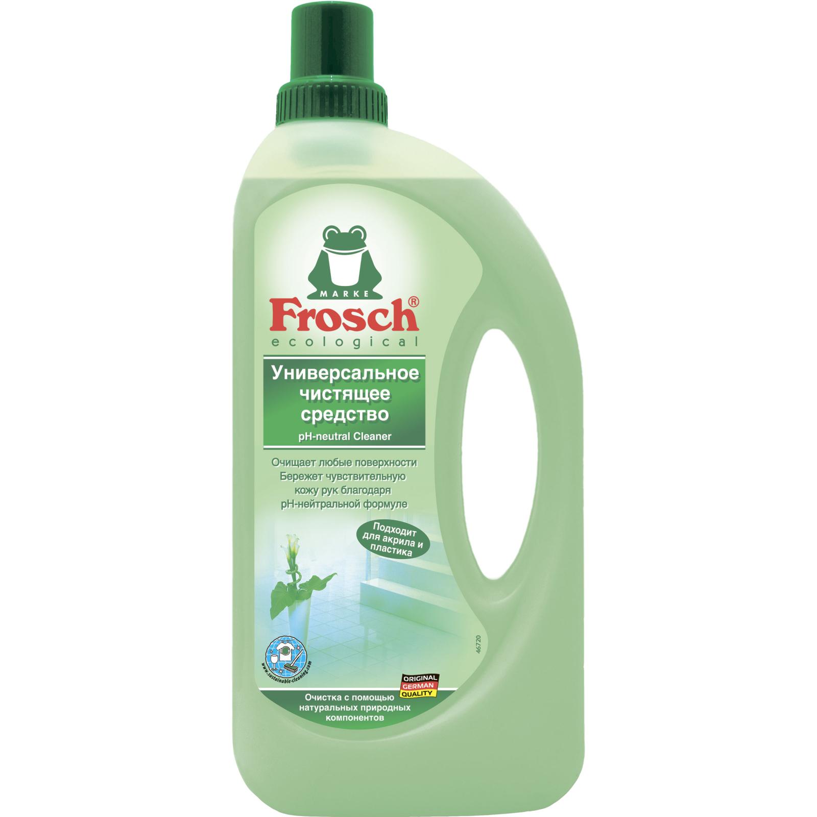 Чистящее средство Frosch Нейтральное 1 л (4009175171009)