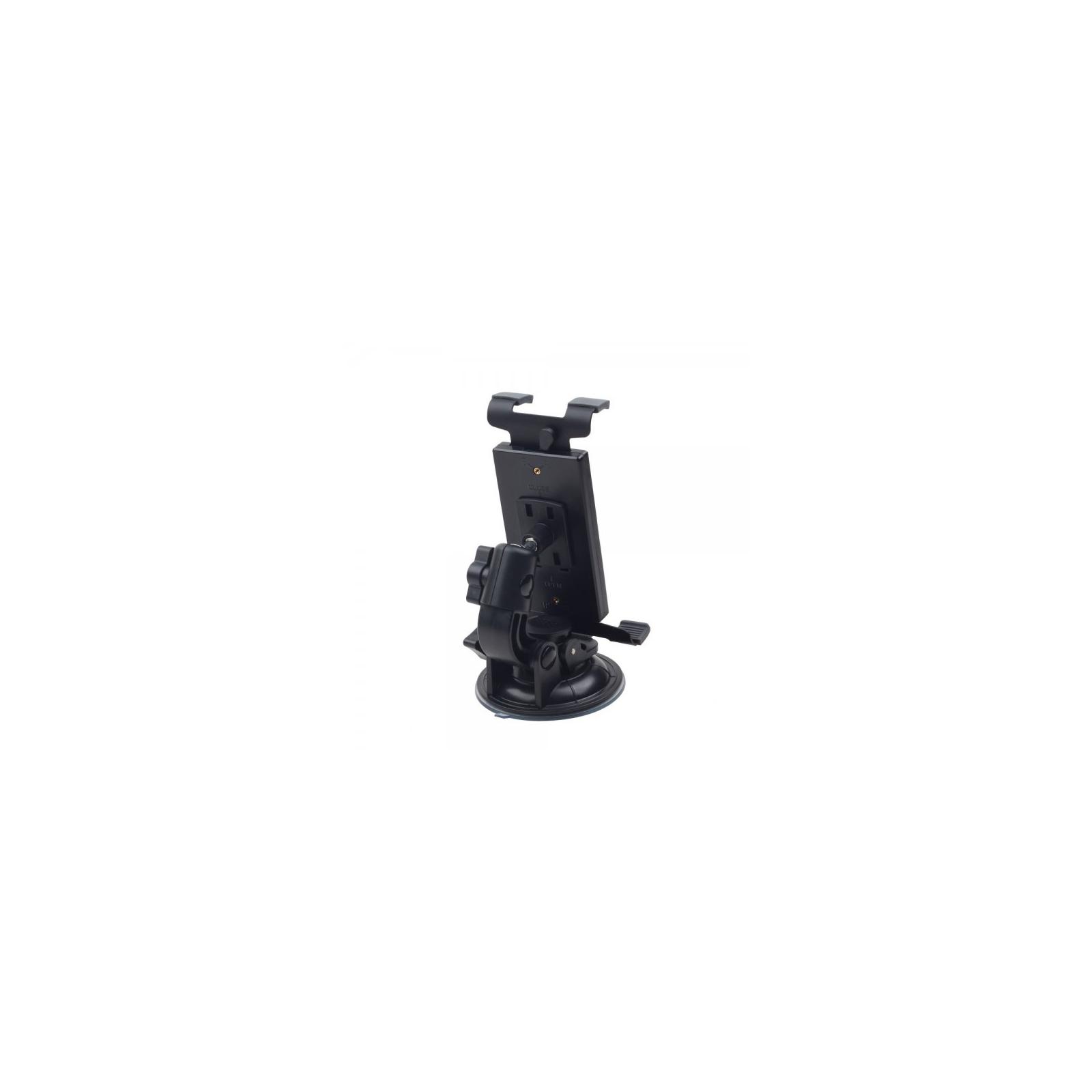 Универсальный автодержатель GEMBIRD для планшета, крепление на стекло (TA-CHWT-01) изображение 2