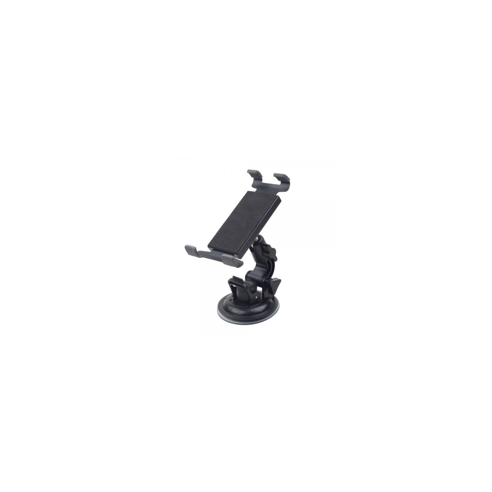 Универсальный автодержатель GEMBIRD для планшета, крепление на стекло (TA-CHWT-01)