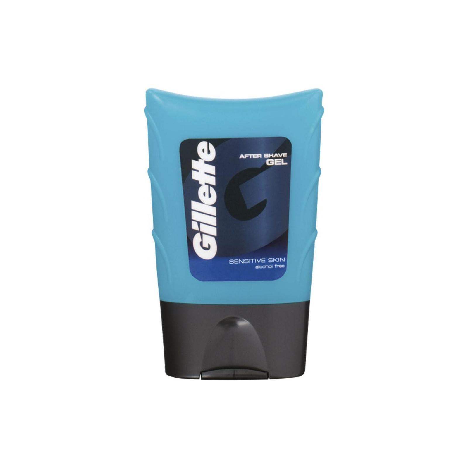 Гель после бритья Gillette Aftershave Gel Sensitive Skin для чувствительной кожи 75 мл (3014260284350)