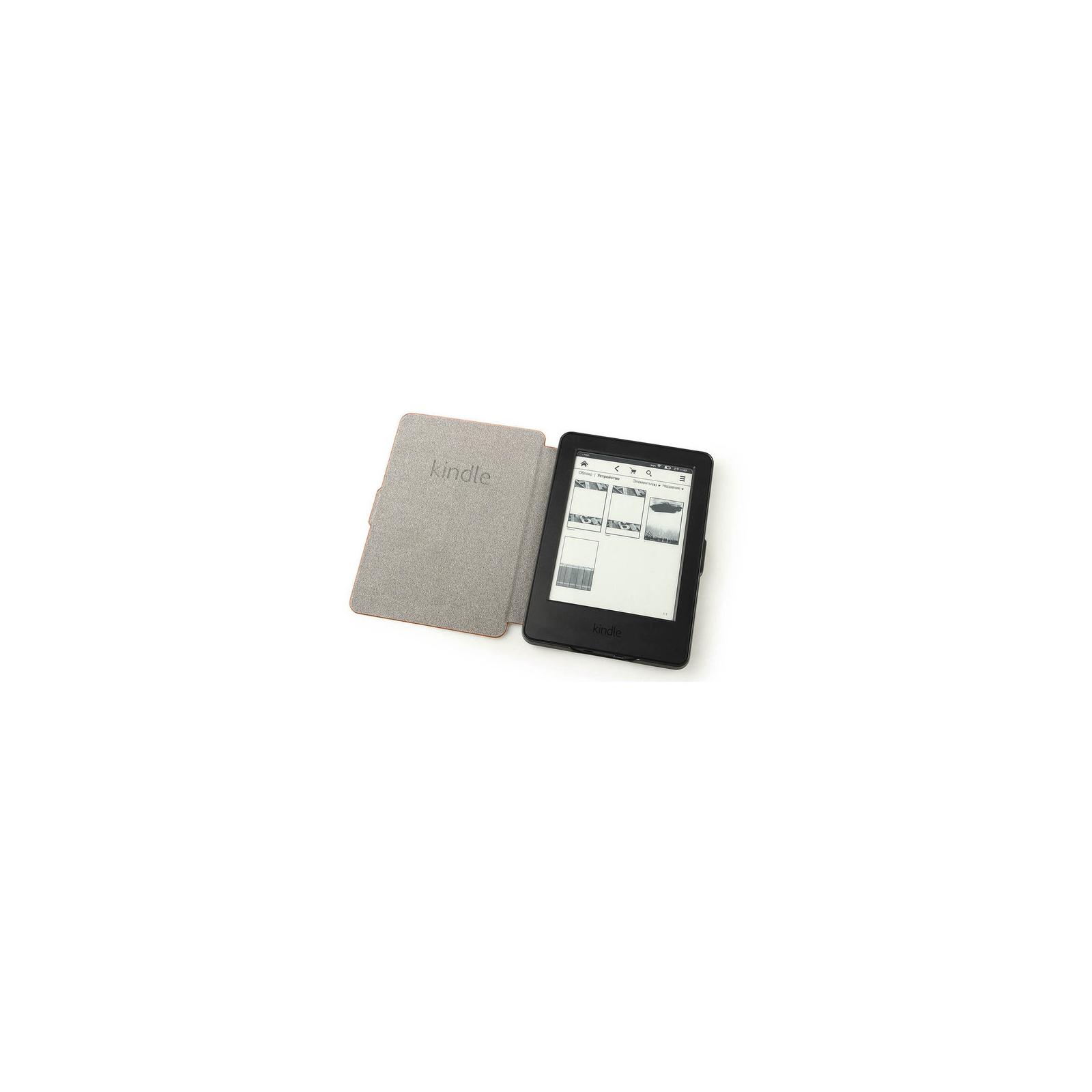 Чехол для электронной книги AirOn для Amazon Kindle 6 brown (4822356754494) изображение 5