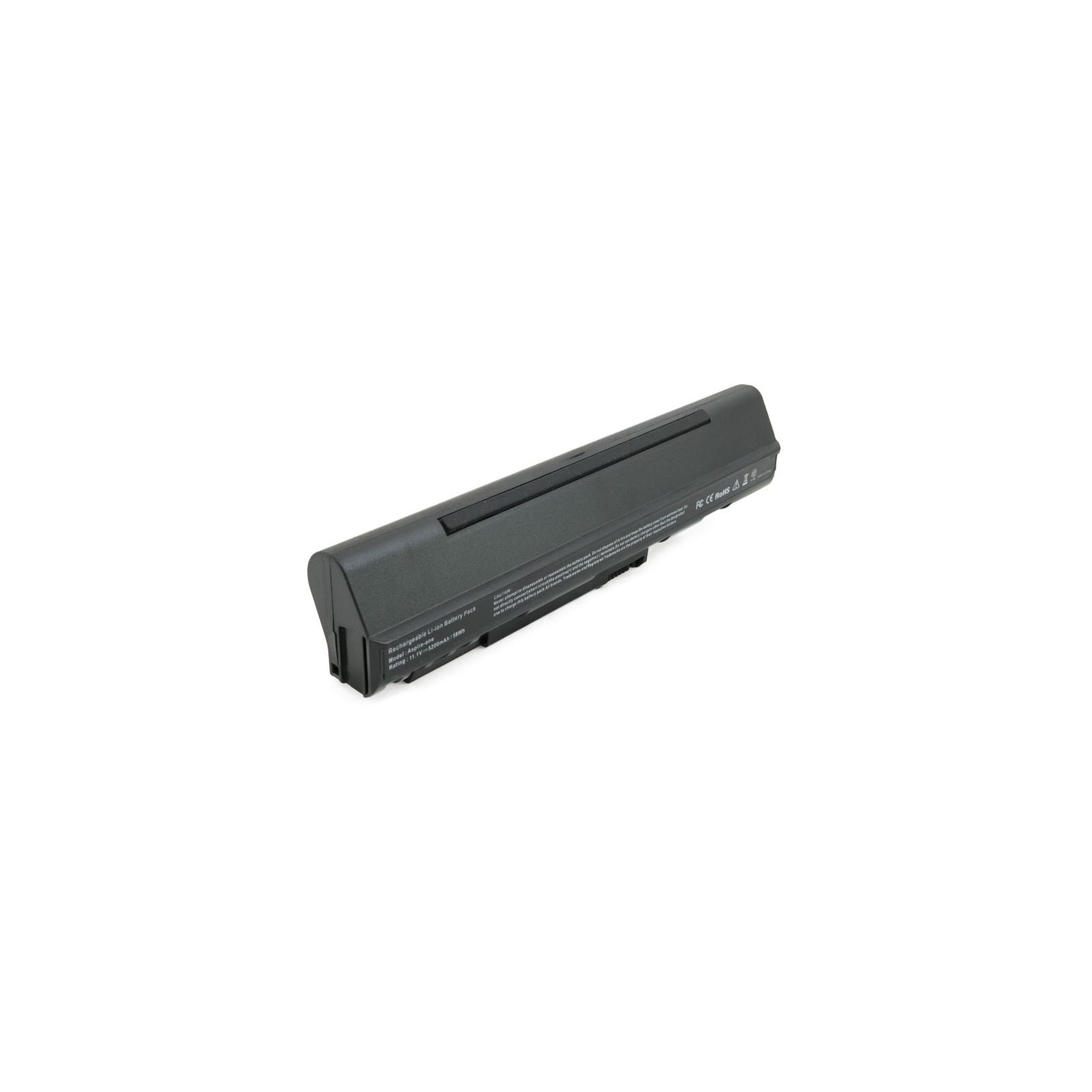 Аккумулятор для ноутбука Acer Aspire One A150 (UM08A71) 5200 mAh EXTRADIGITAL (BNA3914)