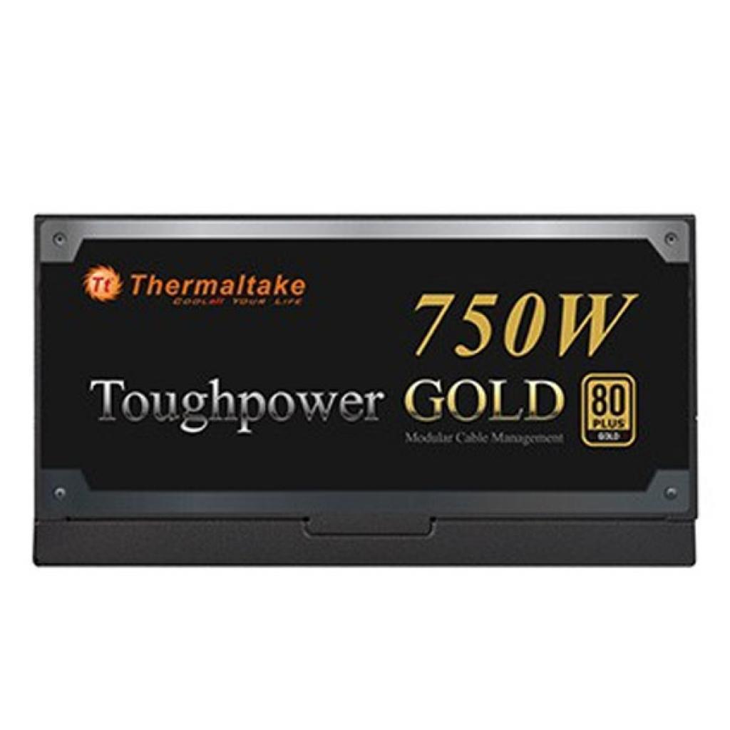 Блок питания ThermalTake 750W (PS-TPD-0750MPCGEU-1) изображение 3