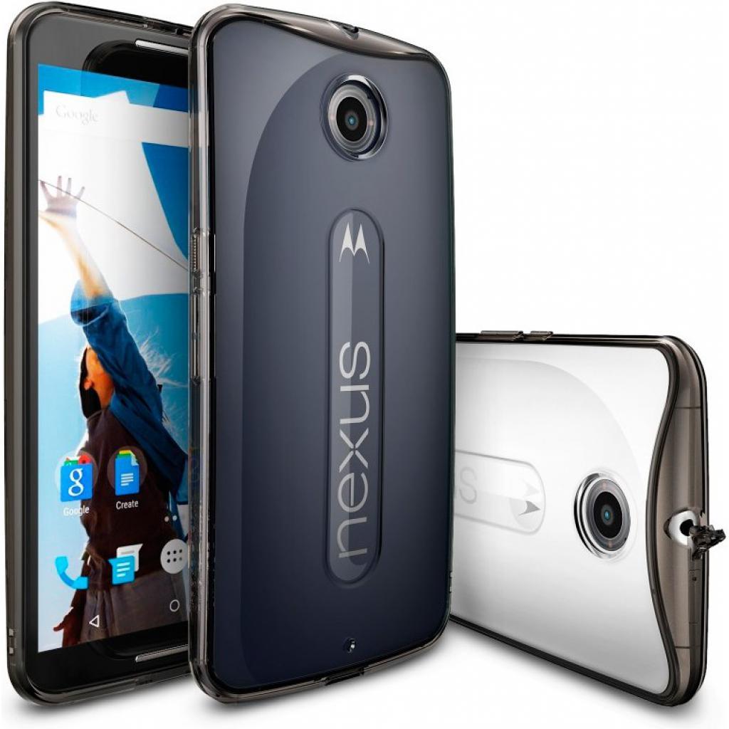 Чехол для моб. телефона Ringke Fusion для Motorola Nexus 6 (Smoke Black) (550807)