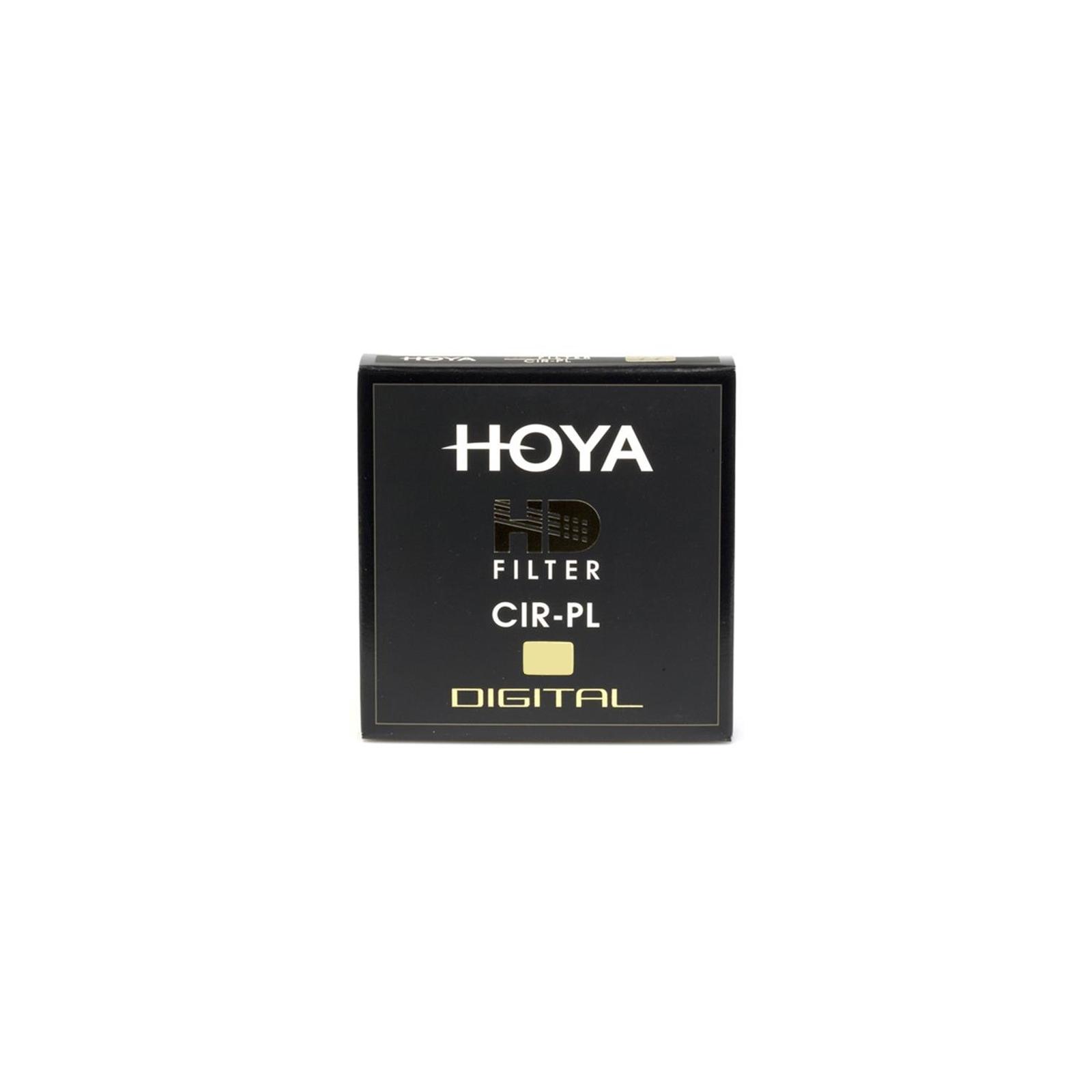 Светофильтр Hoya HD Pol-Circ. 55mm (0024066051127) изображение 2