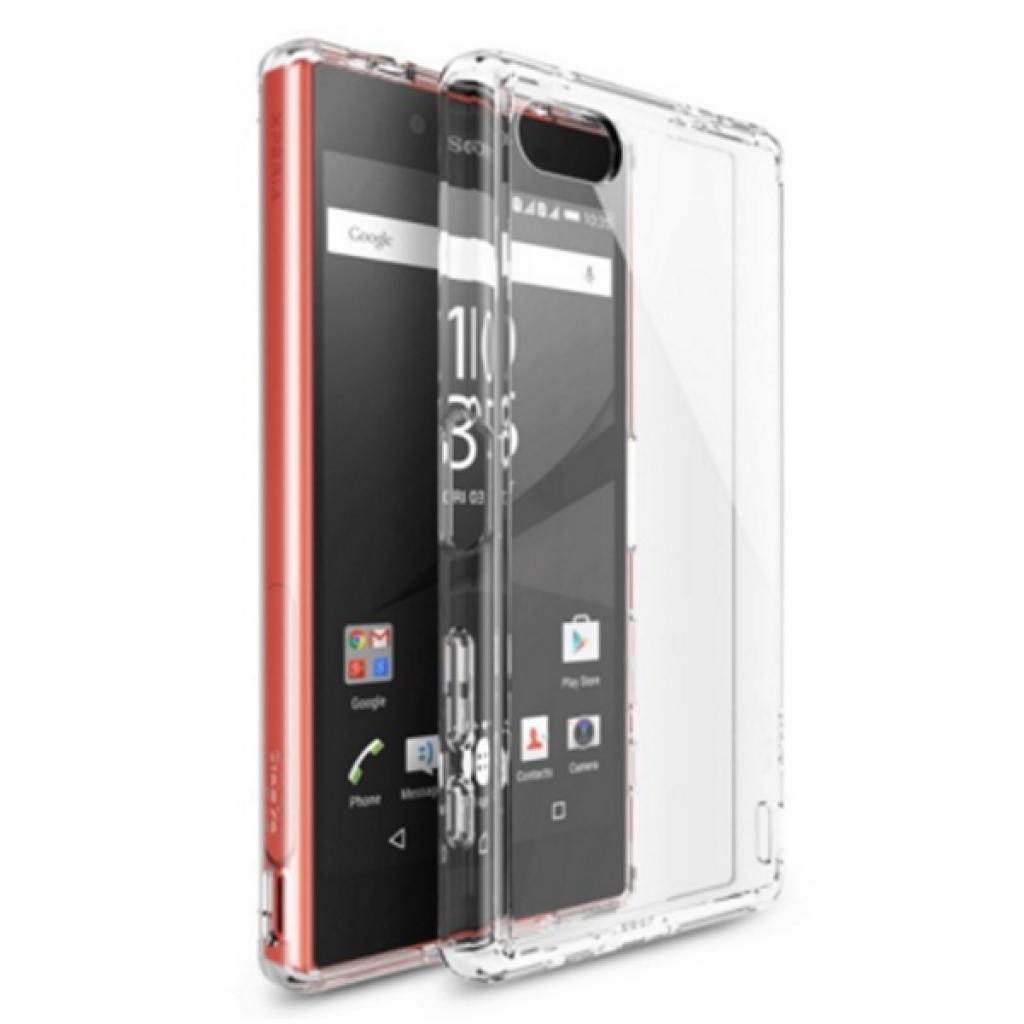 Чехол для моб. телефона Ringke Fusion для Sony Xperia Z5 Compact Crystal View (178891)