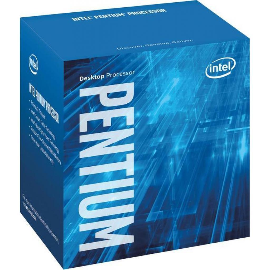 Процессор INTEL Pentium G4400T (BX80662G4400T)