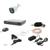Комплект видеонаблюдения Tecsar 1OUT-3M LIGHT (9551)