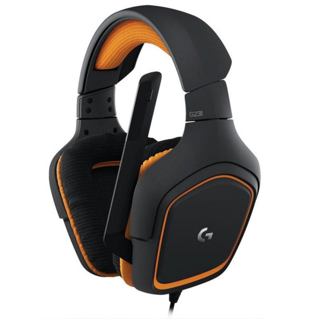 Навушники Logitech G231 Prodigy Gaming Headset (981-000627) ціни в ... bfc196c913c59