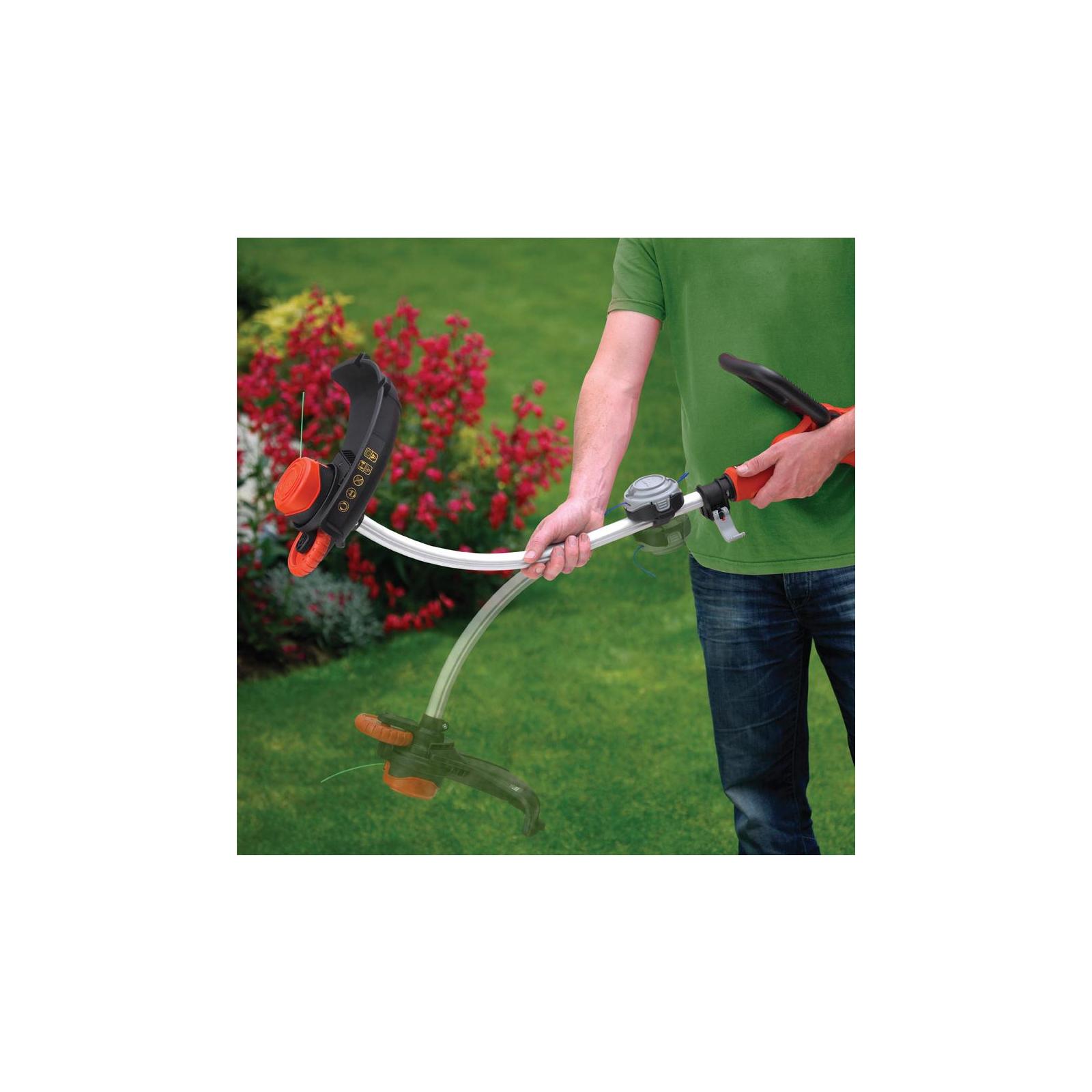 Триммер садовый Black&Decker электрокоса GL9035 (GL9035) изображение 3
