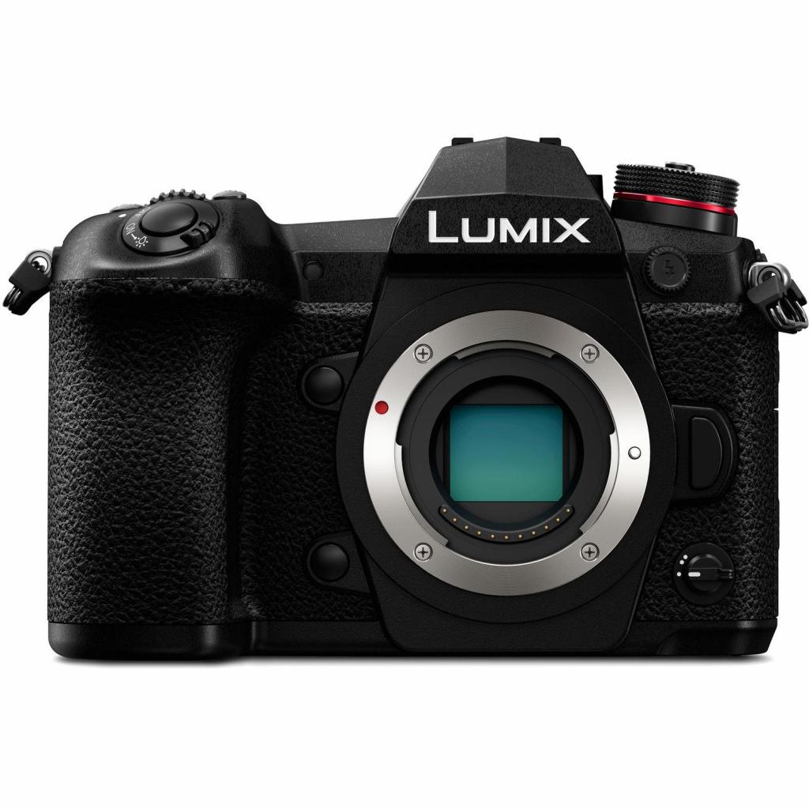 Цифровий фотоапарат PANASONIC DC-G9 Body (DC-G9EE-K) зображення 2