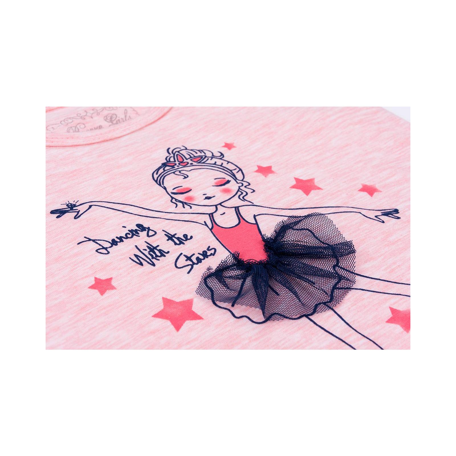 Платье с балеринкой Breeze (10735-104G-peach) изображение 4