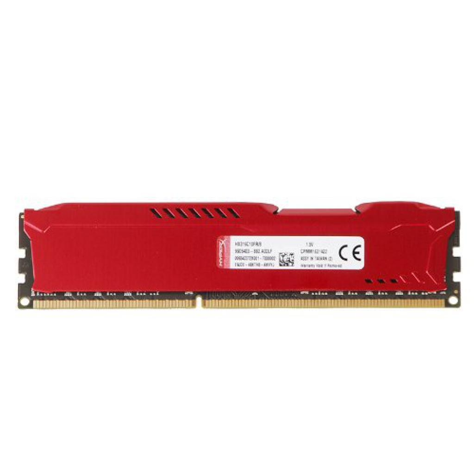 Модуль памяти для компьютера DDR4 16GB 3200 MHz HyperX FURY Red HyperX (Kingston Fury) (HX432C18FR/16) изображение 4