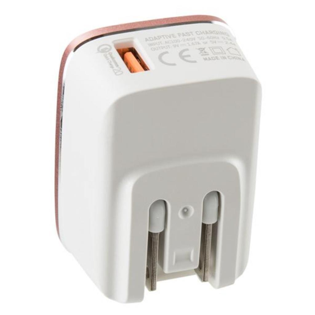 Зарядное устройство LDNIO DL-A1204Q 1*USB, 2.4A, White (55415) изображение 4