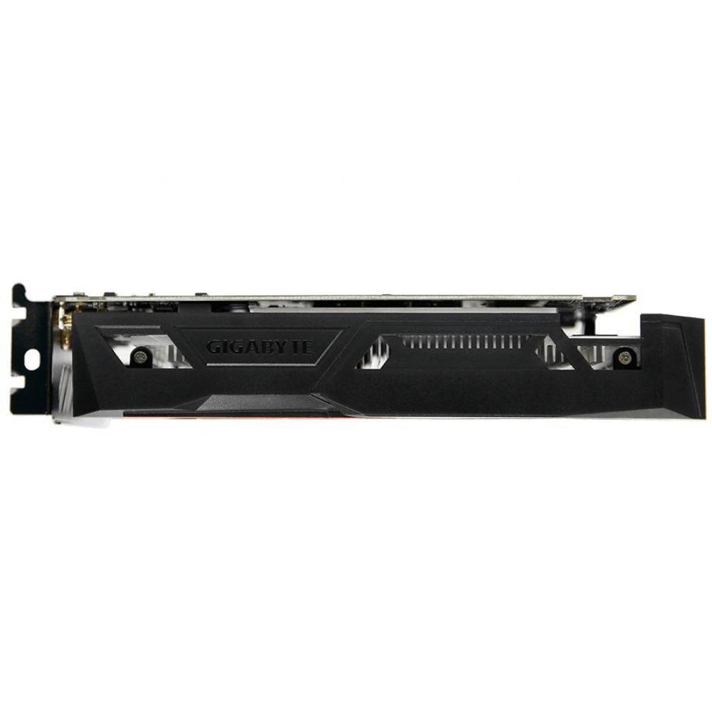Видеокарта GIGABYTE GeForce GTX1050 3072Mb WINDFORCE2X OC (GV-N1050OC-3GD) изображение 4