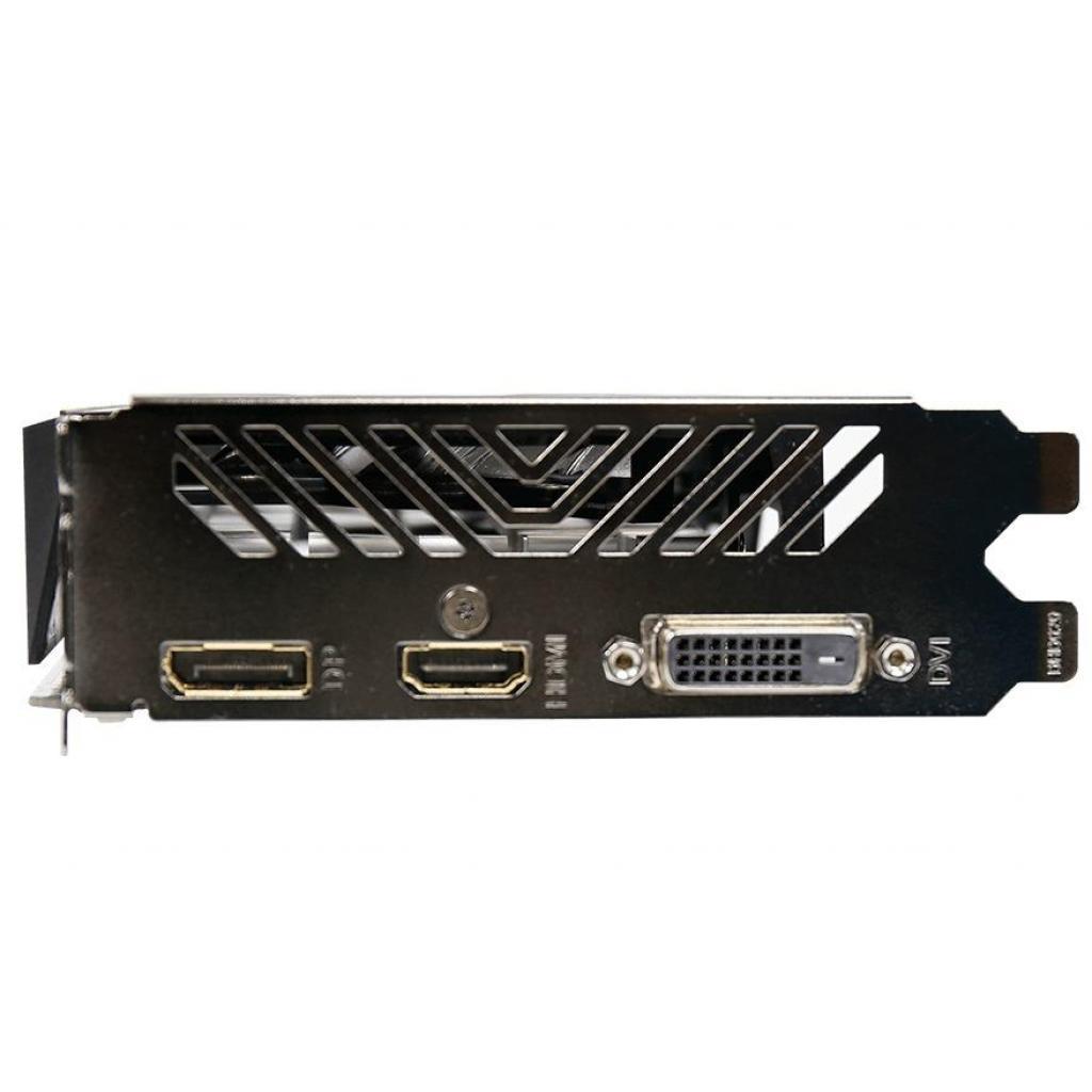 Видеокарта GIGABYTE GeForce GTX1050 3072Mb WINDFORCE2X OC (GV-N1050OC-3GD) изображение 5