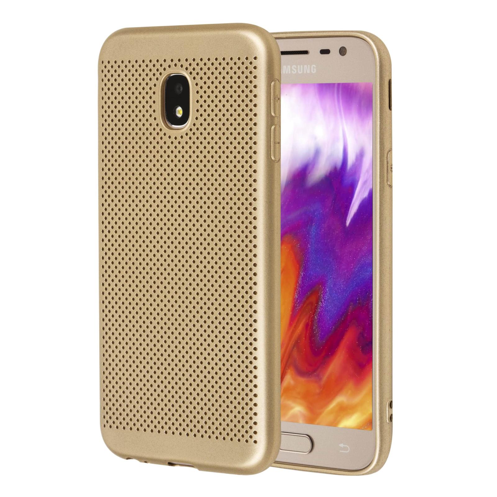 Чехол для моб. телефона MakeFuture Moon Case (TPU) для Samsung J3 2017 (J330) Gold (MCM-SJ330GD) изображение 2