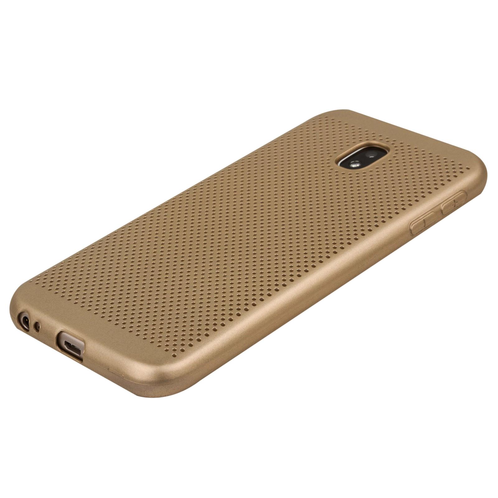 Чехол для моб. телефона MakeFuture Moon Case (TPU) для Samsung J3 2017 (J330) Gold (MCM-SJ330GD) изображение 3