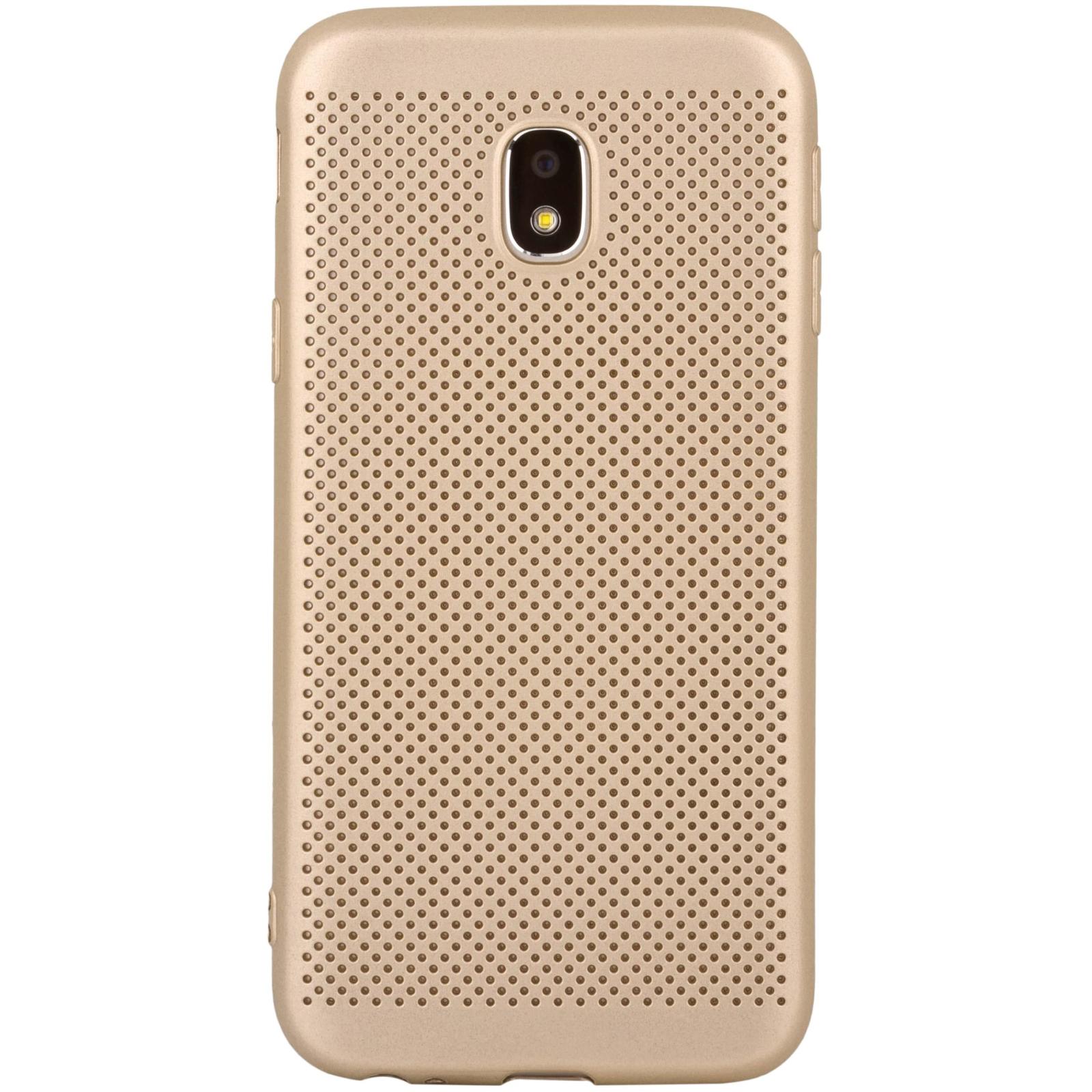 Чехол для моб. телефона MakeFuture Moon Case (TPU) для Samsung J3 2017 (J330) Gold (MCM-SJ330GD)