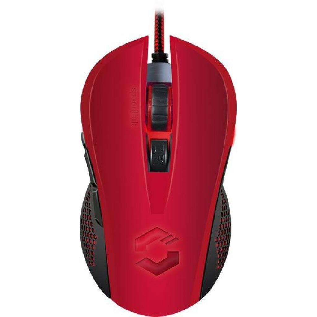 Мышка Speedlink Torn Black-red (SL-680008-BKRD) изображение 2